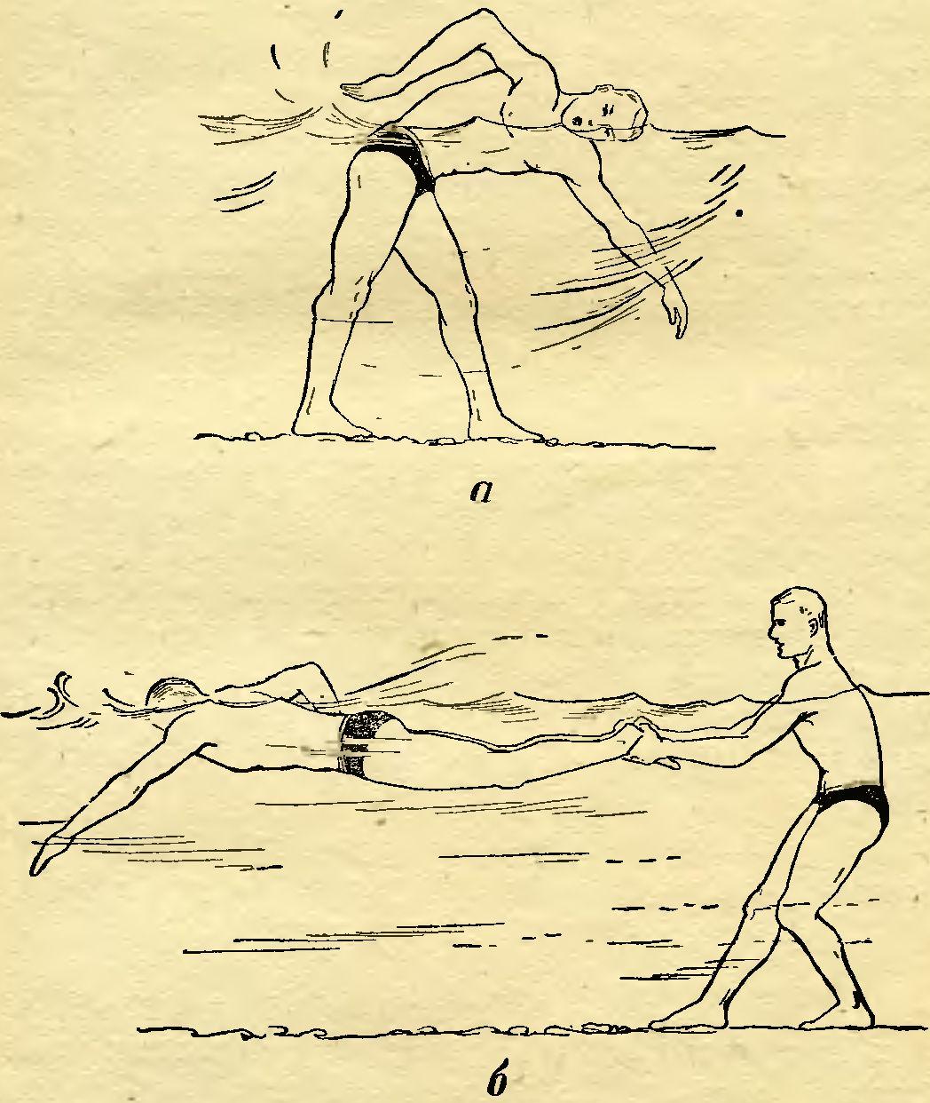 Как научиться плавать кролем самому Загрузка